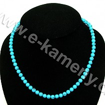 Necklace beads - tyrkenit